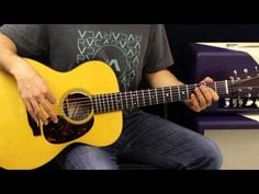 Justin Moore - Till My Last Day - How To Play - Acoustic Guitar Lesson - Beginner Chords - EASY