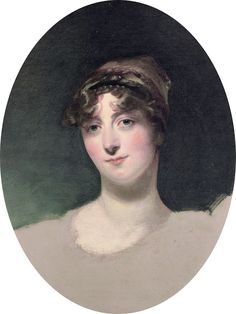 Caroline, Viscountess Sydney (d. 1805) was the second daughter of the 1st Earl of Leitrim. She married the 2nd Viscount Sydney as his second wife in 1805 oil on canvas 60.7 x 51.2cm