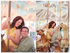 fair engagement photos