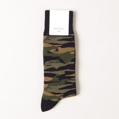 Paul Smith Camo Sock