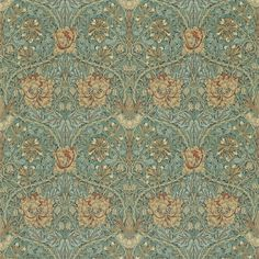 Made to Measure Curtains, Curtains Made For Free, Sanderson Fabrics, Harlequin Fabrics, Morris Fabrics. > Morris & Co Honeysuckle & Tulip Fabric How To Make Curtains, Made To Measure Curtains, Print Wallpaper, Fabric Wallpaper, Wallpaper Designs, Art Deco, Art Nouveau, Harlequin Fabrics, Sanderson Fabric