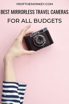 Looking to buy a mirrorless camera for travel photography? Then this post is just what you need. This is a guide to the best mirrorless travel cameras for all budgets and includes real user testimonies, with helpful features and prices outlined. Pin this Photography Timeline, Dslr Photography Tips, Still Photography, Travel Photography, Photography Awards, Creative Photography, Lifestyle Photography, Digital Photography, Photo Iphone 5s