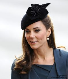 Kate Middleton Hair | Kate gets a new hair style with fringe/bangs