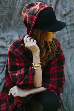 #dresscolorfully mad for plaid.