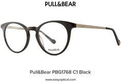 Pull&Bear PBG1768 C1 Black Eyewear, Bear, Eyeglasses, Bears, Sunglasses, Eye Glasses, Glasses