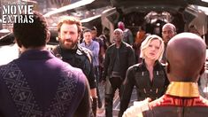 AVENGERS: INFINITY WAR | The Cast IMAX Featurette - YouTube