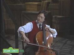 Sesame Street: Yo Yo Ma: The Jam Session - YouTube