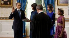 21.01.13: Biblias, juramentos, desfiles...todos los detalles de la toma de posesión de Obama.