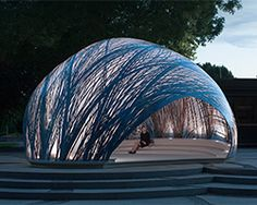 subaquatic water spider nests inform ICD/ITKE research pavilion 2014-15