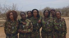 The Black Mambas - Meet the women protecting South Africa's wildlife