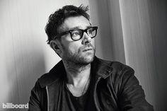 Damon Albarn: Photos From the Billboard Shoot #blur #gorillaz