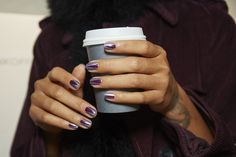 So thaaaat's how you get the perfect manicure.