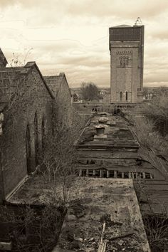 Stafford County Lunatic Asylum