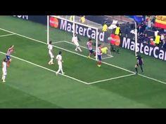 Diego Godin Goal ( Iker Casillas Fail ) ~ Real Madrid vs Atletico Madrid...