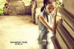 Shanghai Tang Ad campaign Spring 2010