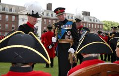 Duke of Kent attend the Founders Day Parade at Royal Hospital Chelsea on June 5, 2014 in Chelsea, London, England.