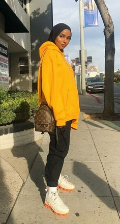 29 Ideas for fashion hijab casual modest - hijab outfit Modern Hijab Fashion, Street Hijab Fashion, Hijab Fashion Inspiration, Muslim Fashion, Fashion Ideas, Modest Fashion, Modest Outfits Muslim, Trendy Fashion, Fashion Decor