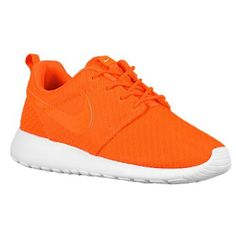Nike Womens Wmns Roshe One TOTAL ORANGETTL ORANGEWHITE 10 US -- Read more reviews of the product by visiting the link on the image.(This is an Amazon affiliate link)