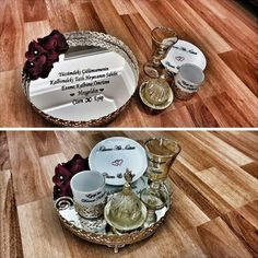 Kahve Sunum Tepsisi - Resim 4 Decoration, Wedding, Inspiration, Wedding Ideas, La Mode, Decor, Valentines Day Weddings, Biblical Inspiration, Dekoration