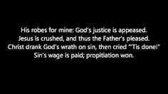 his robes for mine - YouTube