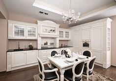 Ekspozycja Arrex w House of Kitchen Max-Fliz Eat In Kitchen, Kitchen Island, New Homes, Modern, House, Projects, Home Decor, Island Kitchen, Log Projects