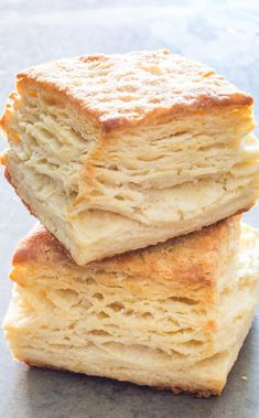For the Ultimate Flaky Buttermilk Biscuits, … Ultimate Flaky Buttermilk Biscuits. For the Ultimate Flaky Buttermilk. Flaky Buttermilk Biscuits Recipe, Flaky Biscuits, Buttermilk Recipes, Homemade Biscuits, Cookies Et Biscuits, Bread Recipes, Baking Recipes, Buttermilk Bread, Tea Biscuits
