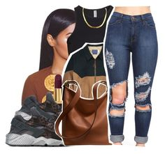 """""""1/30/16"""" by xtaymaxlovesxmisfitx ❤ liked on Polyvore featuring H&M, Tom Ford, NIKE, Coach, women's clothing, women, female, woman, misses and juniors"""