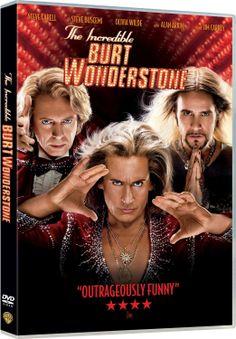 #TheIncredibleBurtWonderstone #comedy #movies