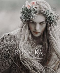 "ladyvxder: """"Slavic Demons: Rusałka � �a female entity, often malicious toward mankind and frequently associated with water names girl country names girl elegant names girl pretty names girl rare names girl vintage baby names girl Female Character Names, Female Names, Female Fantasy Names, Unusual Words, Rare Words, Aesthetic Names, The Garden Of Words, Names Girl, Names Baby"