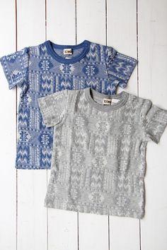 ★40%off★エスニックジャガードTシャツ