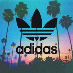 Wallpaper Adidas Adidas Backgrounds, Cute Wallpaper Backgrounds, Pretty Wallpapers, Puma Wallpaper, Iphone Wallpaper, Sports Wallpapers, Cute Cartoon Wallpapers, Cool Backrounds, Palm Tree Background