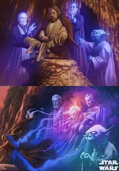 by Jedi-Art-Trick on DeviantArt - Star Wars Canvas - Latest and trending Star Wars Canvas. - by Jedi-Art-Trick on DeviantArt Star Wars Fan Art, Star Wars Jedi, Heros Disney, Cuadros Star Wars, Images Star Wars, Star Wars Painting, Star Wars Wallpaper, Star Wars Gifts, Star Wars Poster