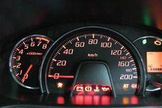 AGYA G Auto2000 Interior -  speedometer
