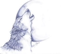 Howling Wolf Song by =WhiteSpiritWolf on deviantART