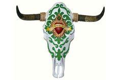 Skull Art: Glamorous Decor for Your Country Home Antler Art, Skull Art, Cool Items, Antlers, Moose Art, Glamour, Country, Gallery, Skulls