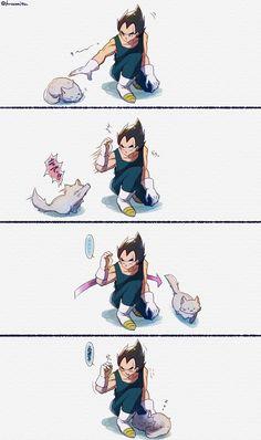 Dragon Ball Z, Dragon Z, Goten E Trunks, Dbz Memes, Manga Anime One Piece, Anime Lindo, Cute Comics, Fanarts Anime, Fan Art