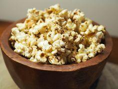 Za'atar (Thyme-, Sesame-, and Sumac-Spiced) Popcorn