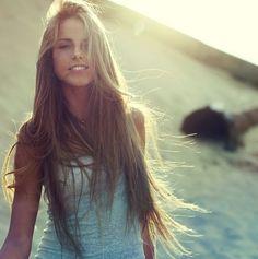 i want crazy long hair.