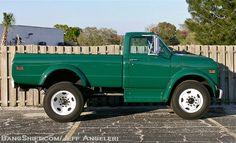 68 c50 pickup chevy