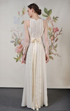 Claire Pettibone Spring 2014 Wedding Collection