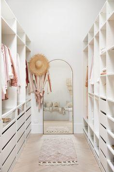 Ikea Wardrobe, Bedroom Wardrobe, Three Birds Renovations, Ikea Inspiration, Interior Inspiration, Bedroom Inspiration, Interior Styling, Interior Design, Walk In Robe