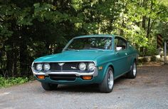 13B/5-Speed Swapped 1974 Mazda RX-4 Coupe