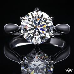 Hearts and Arrows Put A CUT ABOVE® next to  any other diamond and  you'll see the difference