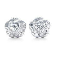 Tiffany Jean Schlumberger Knot Earrings
