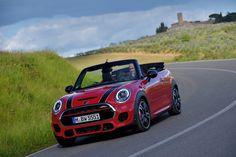it Cars — The New Mini John Cooper Works Convertible John. Mini Cabrio, John Cooper Works, Cabriolet, Mini S, Love Car, Cool Cars, Convertible, Spider, Automobile