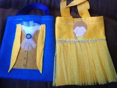 beauty and the beast party  | Beauty and the Beast party favor bags | Partying 24/7... Hmm do I have time?