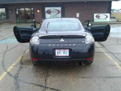 Make: Mitsubishi Model: Eclipse Year: 2007 Exterior Color: Black Interior Color: Black Doors: Two Door Vehicle Condition: Excellent Contact: 440-935-9899 For More Info Visit: http://UnitedCarExchange.com/a1/2007-Mitsubishi-Eclipse-488021033778