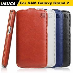 IMUCA case for Samsung Galaxy Grand 2 G7102 G7105 case cover luxury leather Flip vertical for samsung galaxy grand 2 phone cases