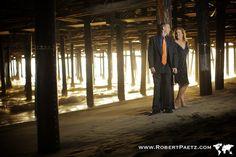 SANTA MONICA ENGAGEMENT PHOTOGRAPHY | ANGELA TAM - MAKEUP AND HAIR TEAM