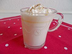 Heiße weiße Schokolade, ein leckeres Rezept aus der Kategorie Kaffee, Tee & Kakao. Bewertungen: 7. Durchschnitt: Ø 3,9.